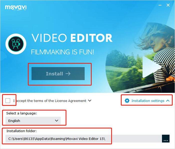 install-movavi-video-editor