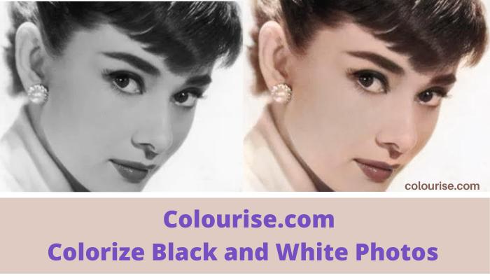 Sample of colourise.com