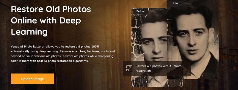 AI Photo Restorer