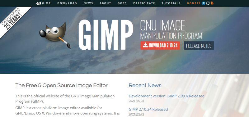 Gimp Info