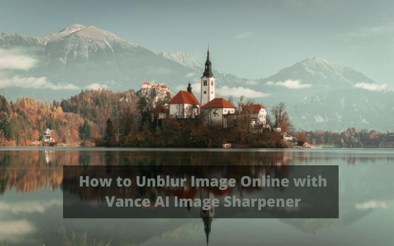 How to Unblur Image Online with Vance AI Image Sharpener