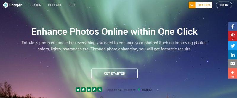 FotoJet Photo Enhancer