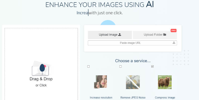 Upscalepics photo enhancer